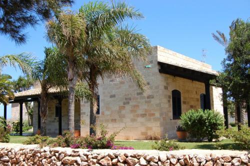 Edificio in cui si trova la villa
