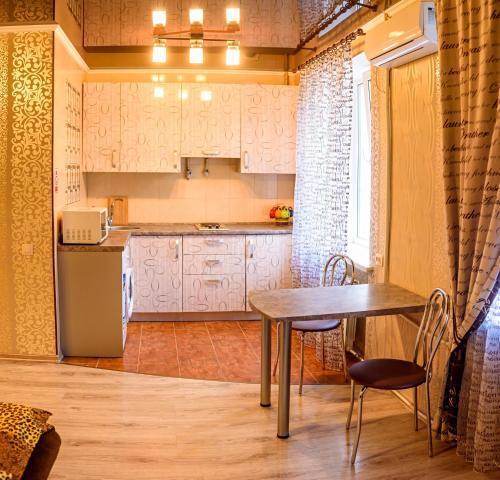 A kitchen or kitchenette at John Hovard High Level VIP 2019