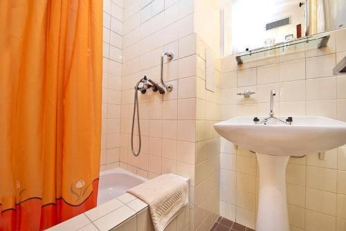 Kúpeľňa v ubytovaní Hotel SOREA MARMOT