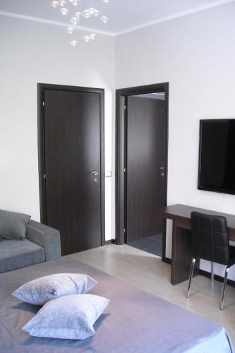 TV o dispositivi per l'intrattenimento presso B&B Il Granello Di Senape