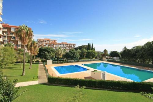 The swimming pool at or near Agata 501