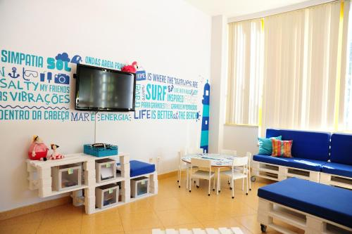 TV/Unterhaltungsangebot in der Unterkunft Caparica Sun Centre