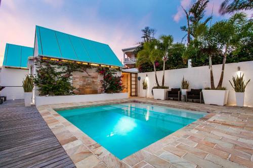 The swimming pool at or near CeBlue Villas & Beach Resort