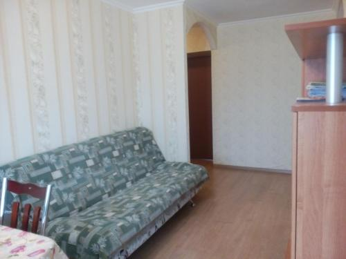 Гостиная зона в Apartment on Lenina 73