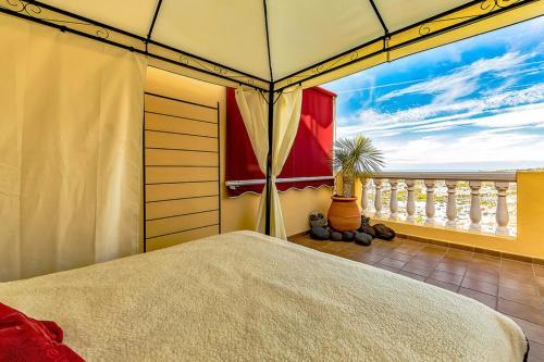 Cama o camas de una habitación en Maro Apartment
