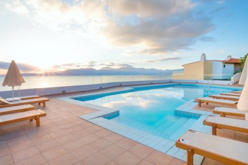 The swimming pool at or near Miramare Resort & Spa