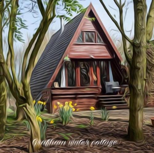 Grafham Water Lodge