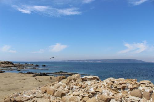 Playa de o cerca de este hostal o pensión