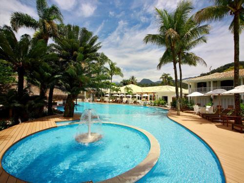 A piscina localizada em Costa Verde Tabatinga Hotel ou nos arredores
