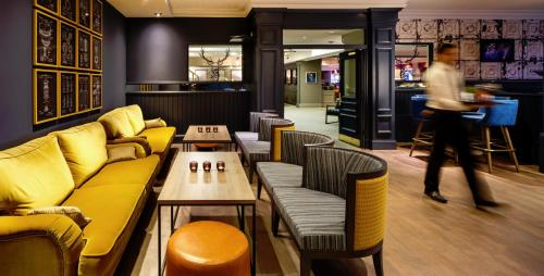 A restaurant or other place to eat at Mercure Inverness Hotel