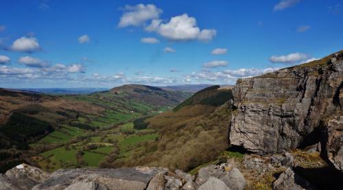 Wales' Highest Village - The Chartist Cottage - Trefil