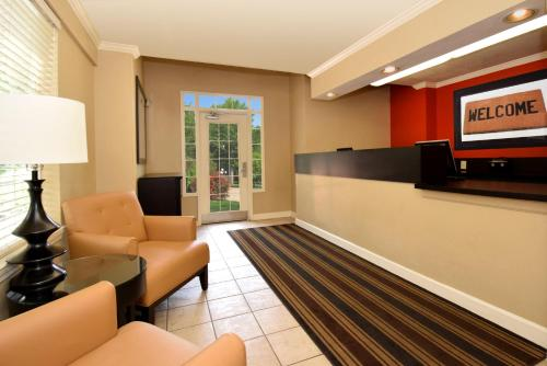 The lobby or reception area at Extended Stay America - Salt Lake City - Sugar House