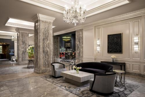 The lobby or reception area at The Ritz-Carlton, San Francisco