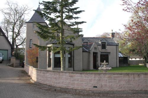 Baronial Style Luxury House