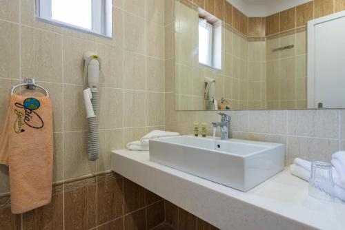 Un baño de Gaia Royal