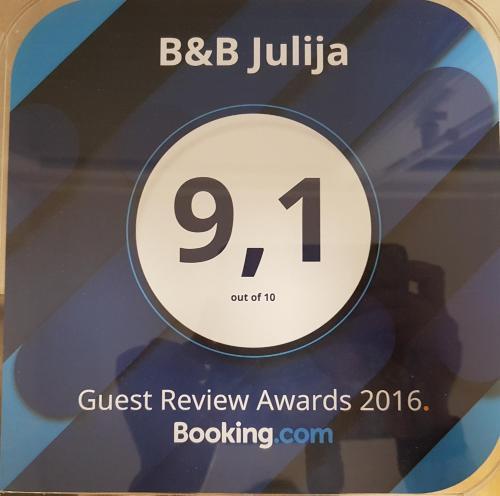 B&B Julija Ljubljana, Slovenia