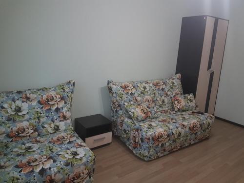 Гостиная зона в Apartment on Lomonosova