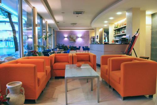 Salone o bar di Hotel Bologna