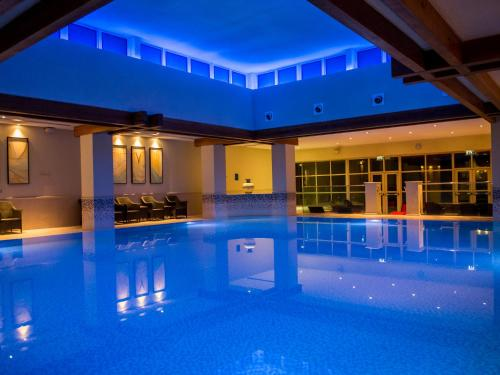 The swimming pool at or near Thorpe Park Hotel and Spa