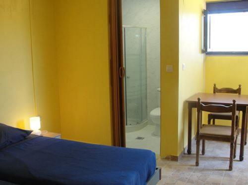Un ou plusieurs lits dans un hébergement de l'établissement Vacances au Soleil
