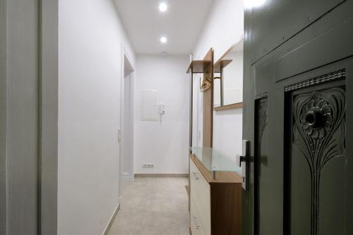 A bathroom at Familienstudio 27