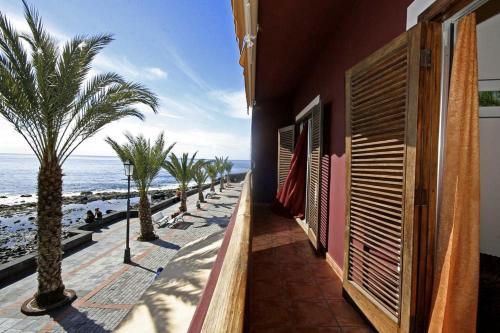 Балкон или терраса в The Gomera Lounge