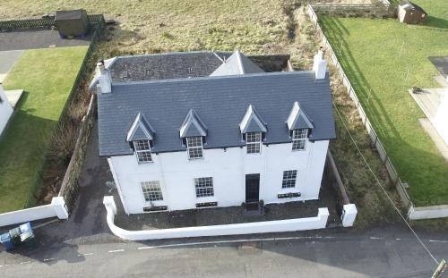 Clachandubh House