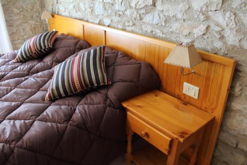 Zona d'estar a Hotel D'Ares