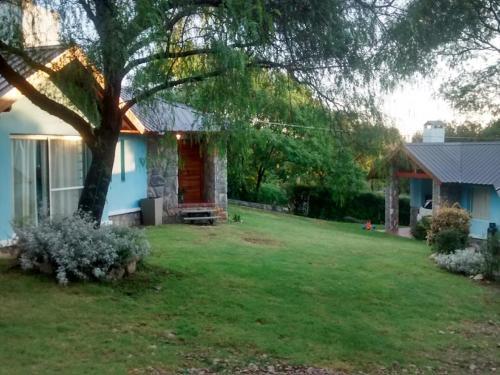 Un jardín fuera de Flor de Lis Casas de Campo