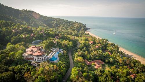 A bird's-eye view of Pimalai Resort & Spa