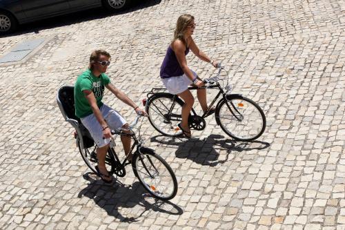 Biking at or in the surroundings of Solar de Chacim - Turismo de Habitação
