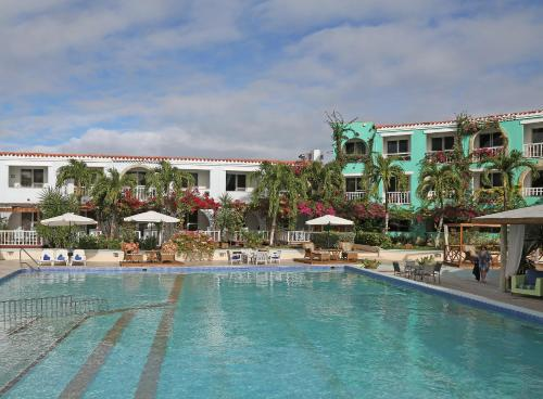 The swimming pool at or close to Ocean Point Resort & Spa Adults Only