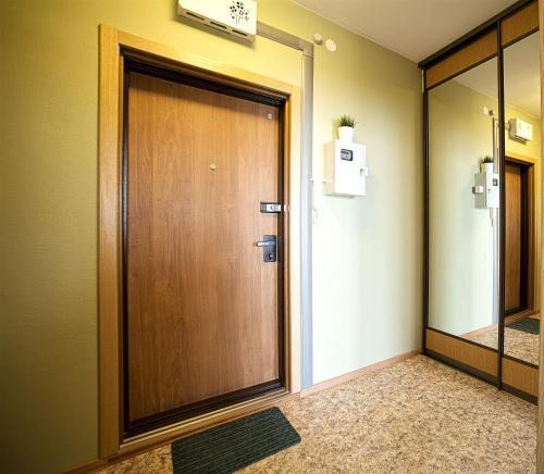 A bathroom at Apartment KakDoma