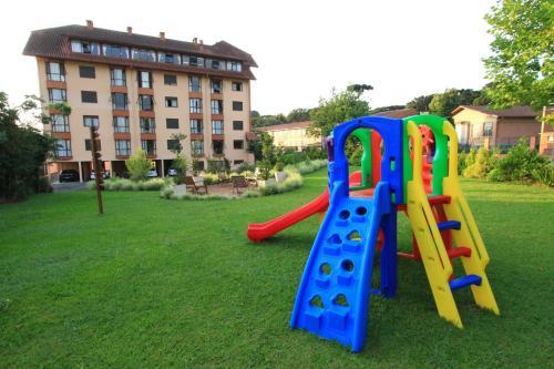 Children's play area at Hotel Tissiani Canela
