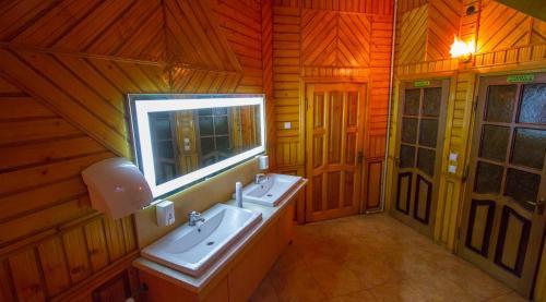A bathroom at Orysya