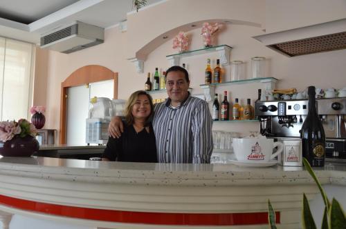 Hotel Carolin Rimini, Italy