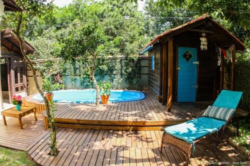 A piscina localizada em Venere - Bed and Breakfast ou nos arredores