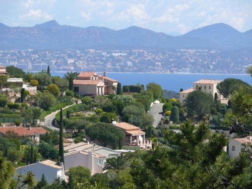 A bird's-eye view of Villa Roca