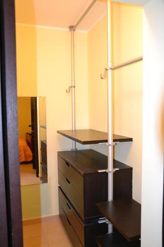 A bathroom at B&B Marelido di Fano