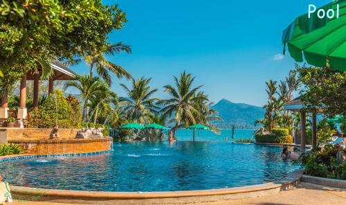Бассейн в Chai Chet Resort Koh Chang или поблизости