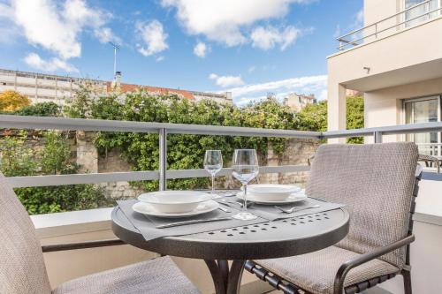 A balcony or terrace at Royal Regency By Diamond Resorts