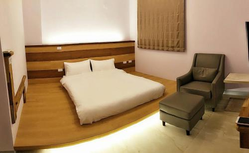 A bed or beds in a room at Yulibnb