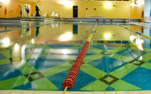 The swimming pool at or near Clonakilty Park Hotel