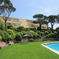 Calella de Palafrugell Apartment Sleeps 4 Pool