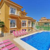 Casas de Torrat Villa Sleeps 20 Pool Air Con WiFi