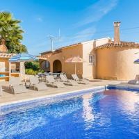 Casas de Torrat Villa Sleeps 8 Pool Air Con WiFi