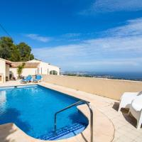 Picturesque Villa in Benissa with Swimming Pool