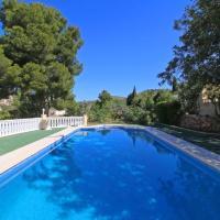 Casas de Torrat Villa Sleeps 9 Pool Air Con T792133