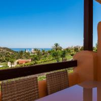 2291-Apt with nice terrace and seaview en CASARES