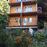 Мини-гостиница Зелёный двор Лазаревское